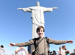Christ the Redeemer, Rio, Brazil