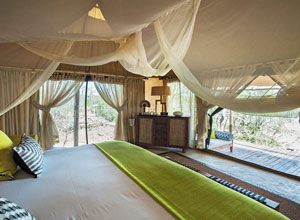 Suite at Azura Selous