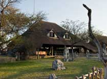 Grassland Safari Lodge