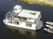 Ichobezi House Boat