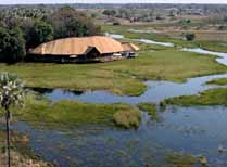 Moremi Crossing
