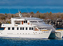 Anahi Galapagos Yacht