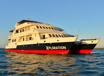 Celebrity Xploration Galapagos Yacht