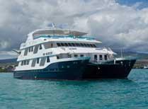 Cormorant Galapagos Yacht