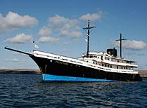 Evolution Galapagos Yacht