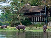 Mvuu Lodge