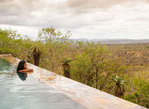 Isibindi Rhino Ridge Safari Lodge