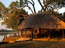 Nkwali Camp