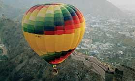India Balloon Safari
