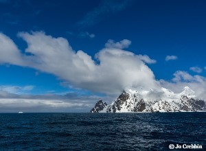 Tip of the Antarctic Peninsula