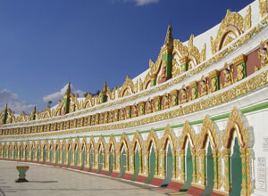 Monastery in Mandalay