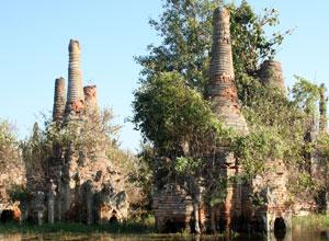 Sagar pagodas