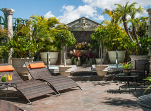 Hotel Grano de Oro roof terrace