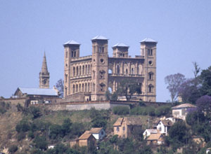Queens Palace in Antananarivo