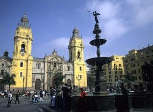 Inca Heartland - Lima