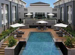 Eka Hotel pool