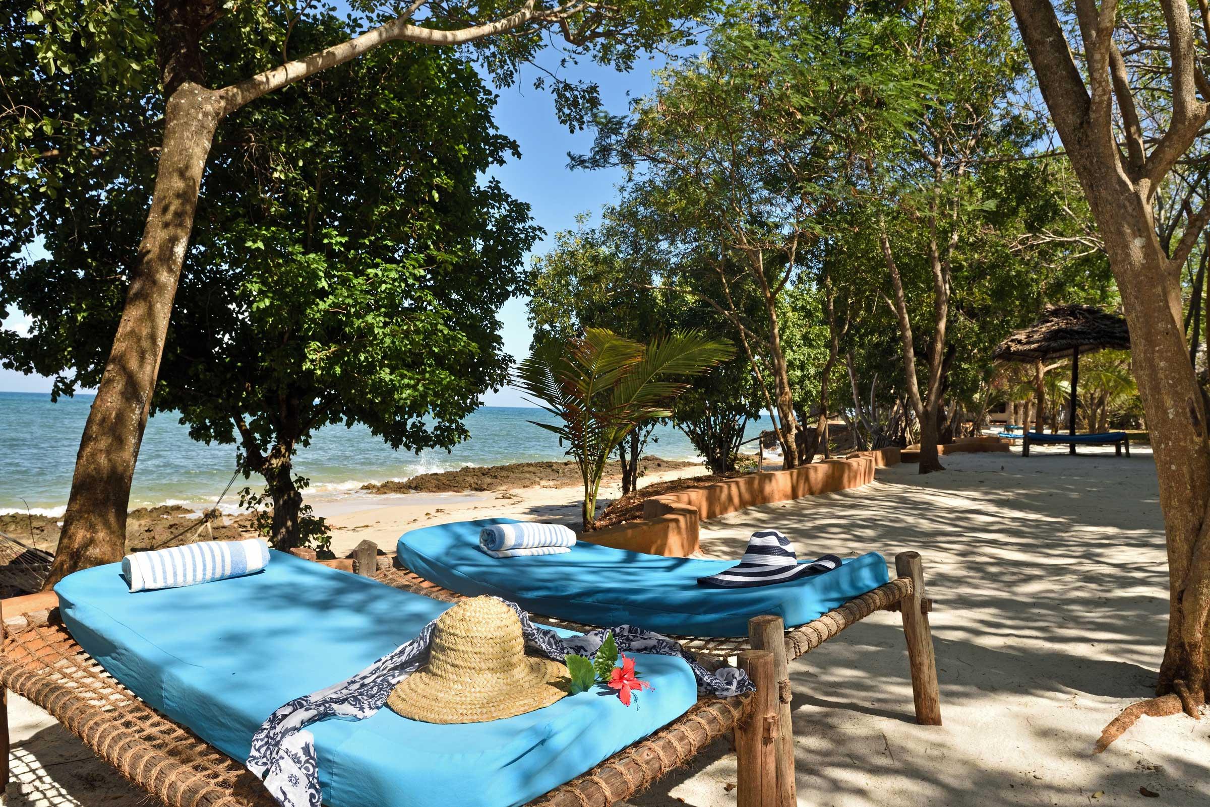 Fumba beach