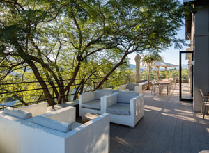 Terrace at The Olive Exclusive
