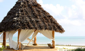 Zanzibar beach holiday