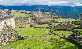 Kuelap Lost Peru