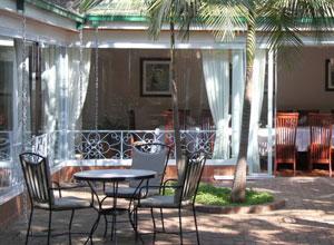Relax at Bronte Garden Hotel