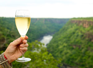 Gorge Sundowners at The Elephant Camp
