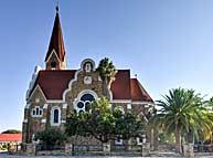 Church in Windhoek